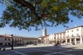 Plaza de la Villa in Torija, Guadalajara, Spain — Stock Photo