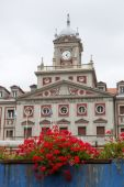 City of Ferrol, Galicia, Spain — Photo