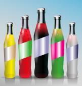 Bottle — Stock Vector