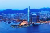 West Kowloon Hong Kong — Stock Photo