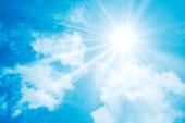 Sun Shine — Stock Photo