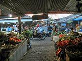 Giwangan Market Jogyakarta — Stock Photo