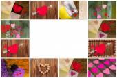 Symbols of love — Stock Photo