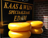 Edam cheese — Stock Photo