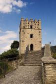 The tower - Roccascalegna's Castle — Stock fotografie