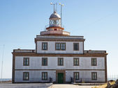Faro de Fisterrerre — Stock Photo
