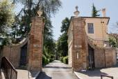 Pontificial Seminary of Abruzzo and Molise — Stock Photo
