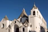 Church of Alberobello — Stock Photo