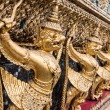 Golden Garuda of Wat Phra Kaew at Bangkok, thailand — Stock Photo #58515677