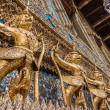 Golden Garuda of Wat Phra Kaew at Bangkok, thailand — Stock Photo #58515875