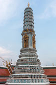 Temple of the Emerald Buddha, Wat Phra Kaew, Bangkok, Thailand — Stock Photo