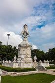 Elephant Statue bangkok thailand — Stock Photo