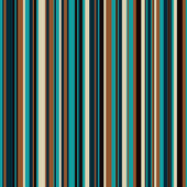Retro seamless, pattern with color stripes — Stock Vector