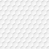 Abstract geometric background with hexagons. — Stock Vector