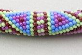 Bead weaving — Stock fotografie