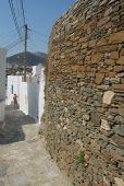 Sifnos-Cyglades-Greece — Zdjęcie stockowe