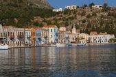 Kastellorizo-Megisti Greece — Fotografia Stock