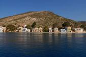 Kastellorizo-Megisti Greece — 图库照片
