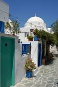 Folegandros - Cycklades - Greece — Stock Photo