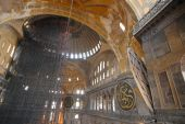 Basilica di Santa Sofia - Istanbul - Turchia — Foto Stock