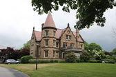 Castle House in Newport, RI — Stock Photo