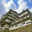 Majestic Castle of Himeji in Japan. — Stock Photo #55737569