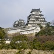 Majestic Castle of Himeji in Japan. — Stock Photo #55737577