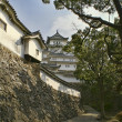 Majestic Castle of Himeji in Japan. — Stock Photo #55737579