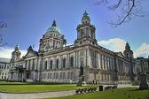 City Hall, Belfast Northern Ireland — Stock Photo