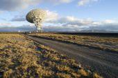 Picture of Radio Telescope — Stock Photo
