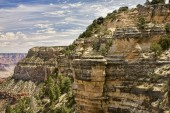 Colorful Landscape of Grand Canyon — Stock Photo