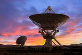 Picture of Radio Telescopes — Stock Photo