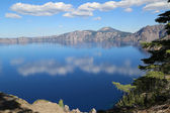 Crater Lake, Oregon — Stock Photo