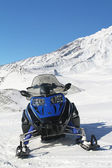 Snowmobile1 — Foto Stock