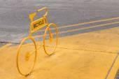 Parkingi rowerowe — Zdjęcie stockowe