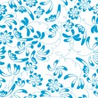 Floral vector seamless pattern — Stock Vector #69545435
