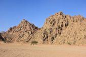 砂漠の山 — ストック写真