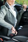 Fasten your seat belt — Stok fotoğraf