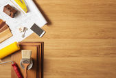 Do it yourself home remodeling — Stock Photo