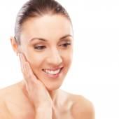 Spa beauty treatment — Stock Photo
