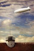 Zeppelin — Stock Photo