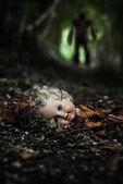 Doll's Head — Stock Photo