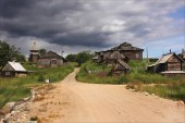 El norte de ruso — Foto de Stock