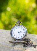 Kapesní hodinky — Stock fotografie