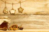 Hingerbread cookie — Stock Photo