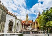 Wat Phra Kaew in daylight — Stockfoto