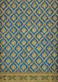 Thai classic pattern named Theppanom — Stock Photo