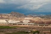 Spanish landscape — Stock Photo