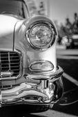 Klasik otomobil far — Stok fotoğraf