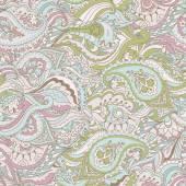 Seamless paisley pattern — Stock Vector